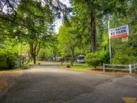Patio RV Park Entrance