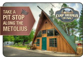 Camp Sherman RV & Motel