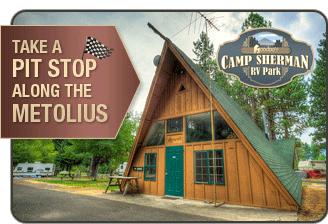 Camp Sherman RV & Motel
