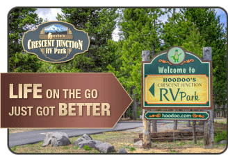 Nice Crescent Junction RV Park